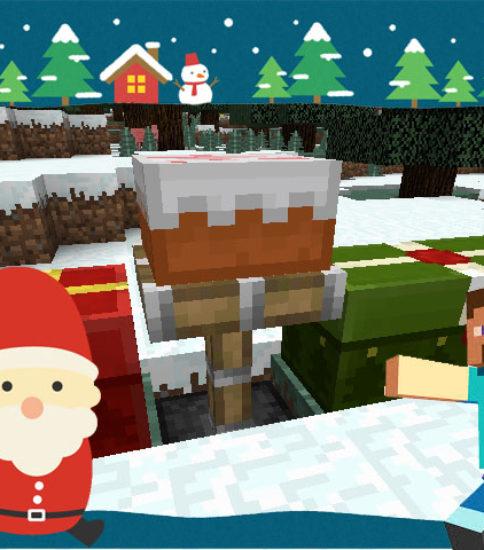 Minecraftクリスマスコンクール2016〜マイクラでクリスマスの世界を〜
